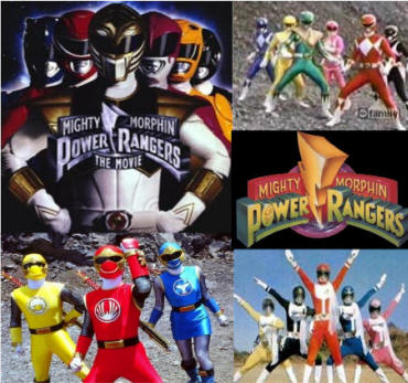 power ranger wallpaper. Power Rangers Wallpaper